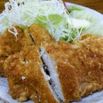 ぼんち - 料理写真:チキンカツ