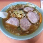 中華料理 とき - 味噌チャーシュー麺