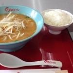 くるまやラーメン - 味噌ラーメンの写真