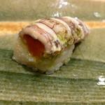 鮨ふく - シャコはタマゴ入り
