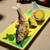 備前屋 - 料理写真:鮎。新鮮で肝が美味しかった~。