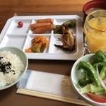 アールイン福知山 - 若おっさんの朝食
