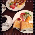 メルカードミサキ店 - トースト520円♡