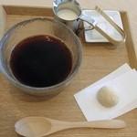 茶洒 金田中 - ホットコーヒー