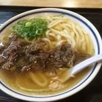 黒田藩 - 肉うどん