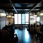 日田まぶし千屋 - 2階の板の間席