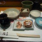 福島 - 前菜1