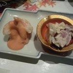 福島 - 前菜2