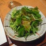 福島 - サラダ1