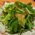 福島 - サラダ2