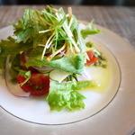 ガーデン・カフェ - サラダ