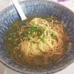 超星 - 替え玉・細麺1玉(100円)投入