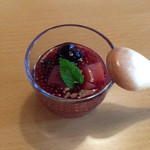29658352 - 紅茶キノコとチアシードのデザート☆