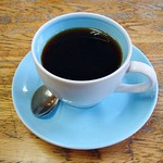 コーヒーの森 - ドリンク写真:モカマタリ 210円 (2013/10)(''b