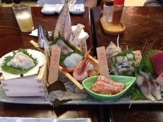 ふじ丸 小田原駅前店 - 夢の海鮮盛り