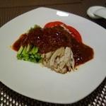 中国料理 竜苑 - 棒棒鶏