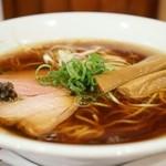 Japanese Soba Noodles 蔦 - 醤油