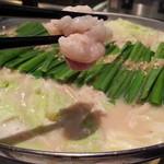 29661671 - もつ鍋(味噌)