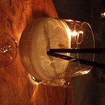 カフーリゾートフチャク コンド・ホテル カフェ&バー - 石垣島マンゴーとエスプレッソのフローズン(1000円)。