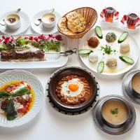 トルコ料理 ゲリック - 世界三大料理の一つ「トルコ料理」の奥深い世界をご堪能下さい