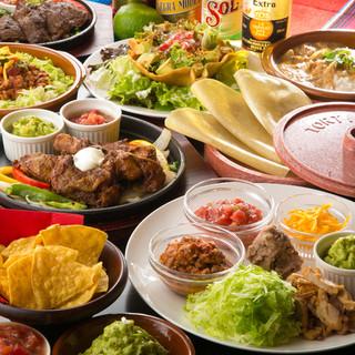 LAなど西海岸でも大人気のテキサスメキシカン料理