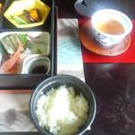 五万石 千里山荘 - 料理②(2014.08.07)