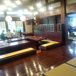 五万石 千里山荘 - 店内(2014.08.07)