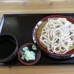 麺工房かたくり - 『もりうどん』(税込500円)