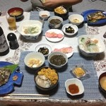ゆづき荘 - 料理写真:夕食