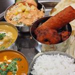 ヒマラヤインドレストラン - ヒマラヤセット