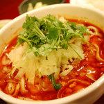 刀削麺・火鍋 XI'AN - 酸辣麺