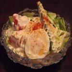 レストラン 酔牛亭 - ポテトサラダ 500円