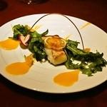 ブルガズ アダ - 2014.8 本日の魚介料理(ヒラメのレモンソース)