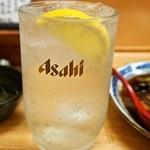 和歌寿司 - チューハイ レモン