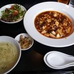 29671034 - 麻婆豆腐(ランチ)