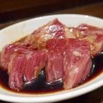 肉人 - ハラミ アツ
