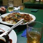 百香亭 - 牛肉炒飯