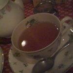 ティーハウス 茶摩 - ムジカの紅茶¥600(ポットサービス)