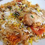 インド・パキスタン料理 ホット・スプーン - チキンビリヤニDX