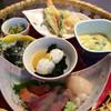 三田の和がや - 料理写真:花籠のアップ
