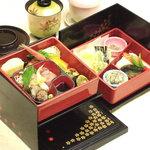 咲果庄 - 料理写真:彩園弁当 ¥1,650