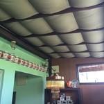 チェリー - 天井の布が屋台っぽい(。 >艸<)