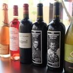 壺井 - ワイン各種