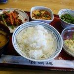 福島方木田食堂 - 料理写真: