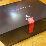 ソルシエ - 料理写真:【SORCIE 谷町本店】ケーキボックス大/ブラック