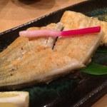 信玄 - 鰻の焼き物