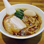 ゆきち - 味玉醤油B (''b