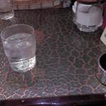珈琲 蕃 - 2人用テーブル席