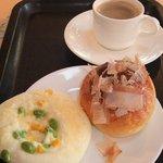 カフェ・ド・ハルン - 料理写真:イートインできます
