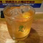 エノキ屋酒店 - 梅酒350